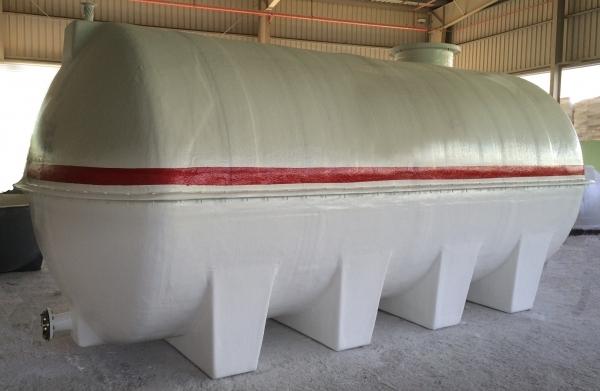 Fire Water Storage Tanks