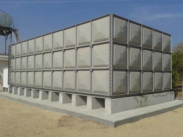Sectional Water Tanks/ Panel Tanks