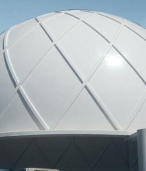 GRP Domes