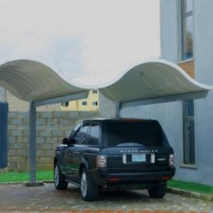 Fiberglass Car Park sheds