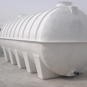 Water Tanks (Cylindrical Horizontal Type)